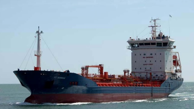 ST Marseille, pirated in Gulf of Guinea, appearing in Africa PORTS & SHIPS maritime news