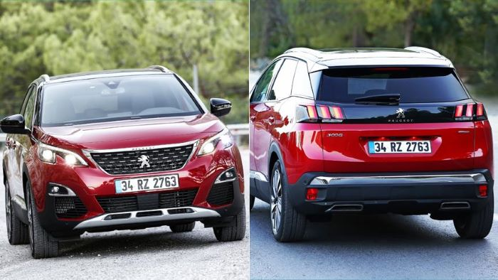 Peugeot 3008 utility vehicle, featured in Africa PORTS & SHIPS maritime news