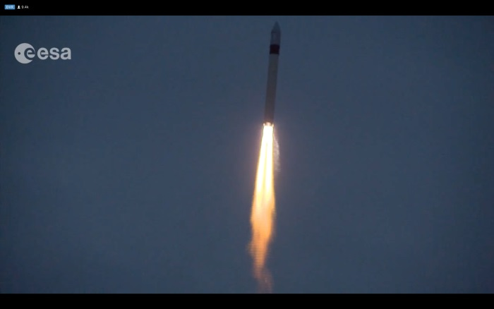 Photo Id 393025: ESA ©ernicus Sentinel 3 rocket Photo Id 393025: ESA ©, from a news report appearing with Africa PORTS & SHIPS maritime news
