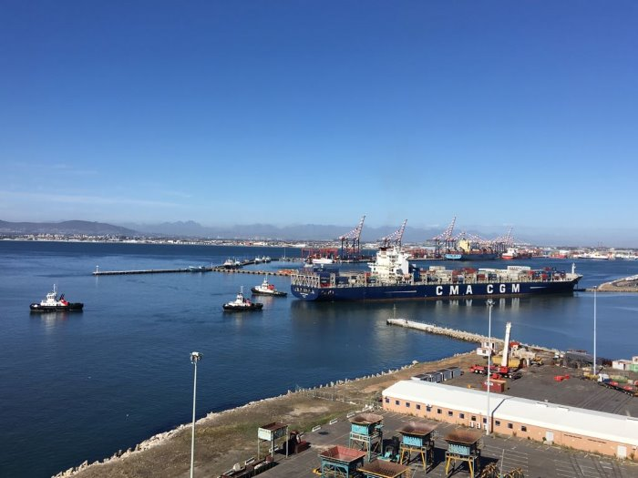 Africa PORTS & SHIPS Maritime News - Always Something New
