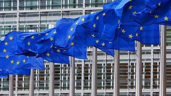 EU flags, featured in Africa PORTS & SHIPS maritime news