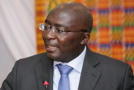 Ghana's vice president, Dr Dr Mahamudu Bawumia, featured in Africa PORTS & SHIPS maritime news