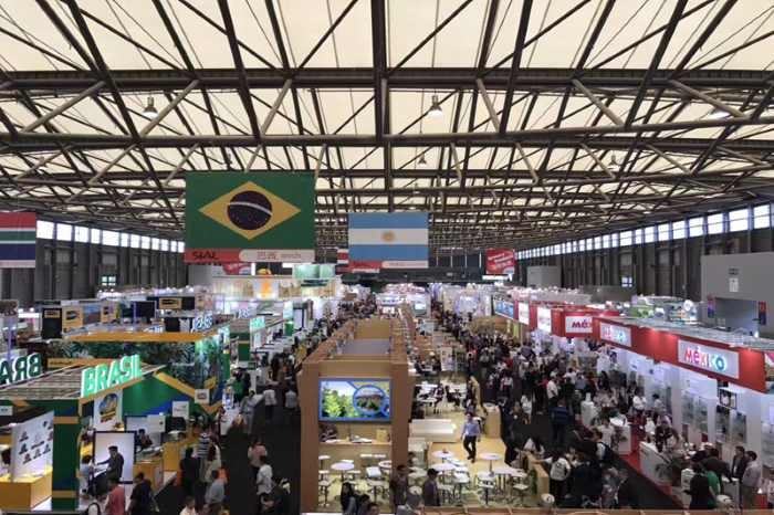 SIAL Asia Exhibition, appearing with report in Africa PORTS & SHIPS maritime news