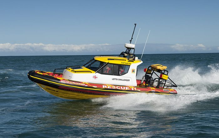 NSRI Station's Lotto Challenger. from a story appearing in Africa PORTS & SHIPS maritime news