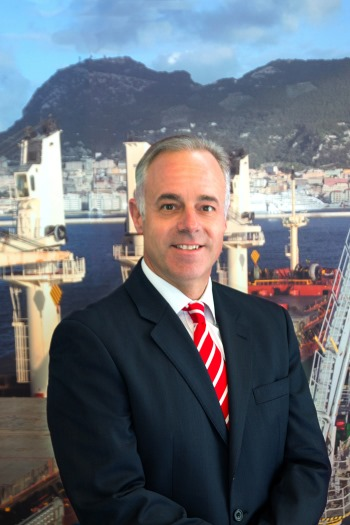 Bob Sanguinetti, new Cgnaber of Shipping head - from a report appearing in Africa PORTS & SHIPS maritime news