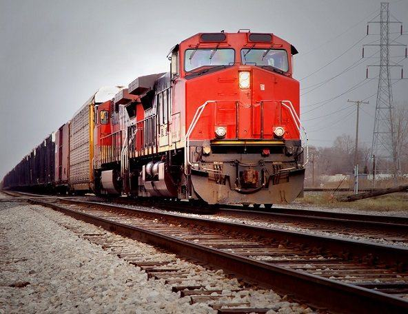 Silk Road train from Mongolia to Teheran, appearing in Africa PORTS & SHIPS maritime news