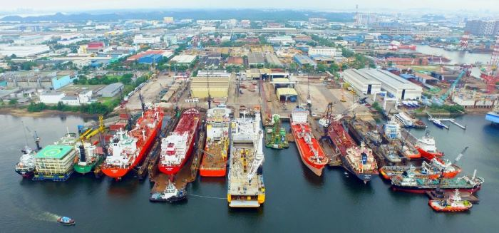 PaxOcean Singapore, from a story carried by Africa PORTS & SHIPS maritime news