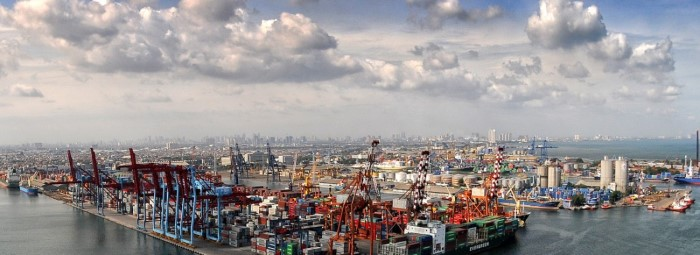 Port of Jakarta, IAPH member, from report in Africa PORTS & SHIPS maritime news