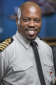 Captain Sabelo Mdlalose, new Harbour Master at Port of Durban, featurd in Africa PORTS & SHIPS maritime news