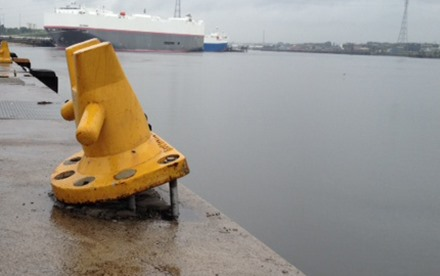 why the bollard failed, featured in Africa PORTS & SHIPS maritime news