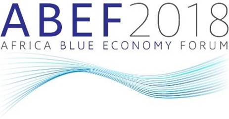 African Blue Econo0my Forum banner, featured in report in Africa PORTS & SHIPS maritime news