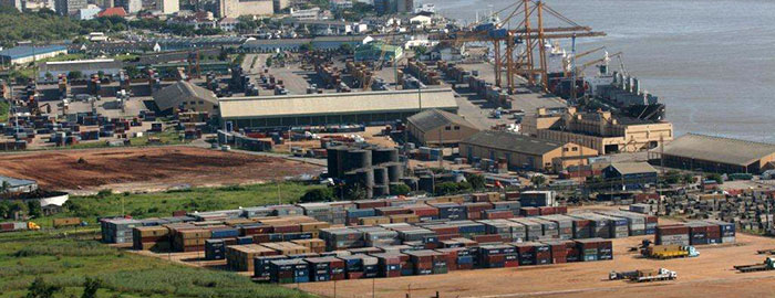 Beira Container Terminal, featured in news report in Africa PORTS & SHIPS maritime news