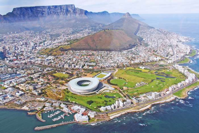 Cape Town, as featuring in report in Africa PORTS & SHIPS maritime news