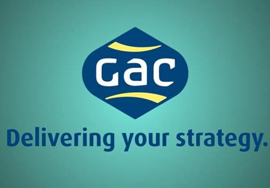 GAC banner, appearing in a report in Africa PORTS & SHIPS maritime news