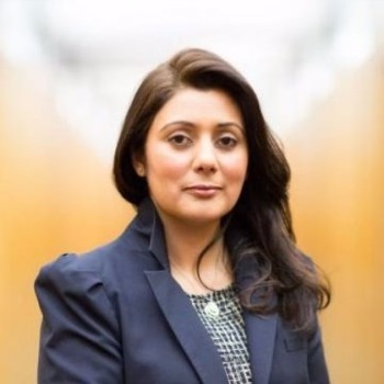 Nusrat Ghani, appearing in report featured in Africa PORTS & SHIPS maritime news