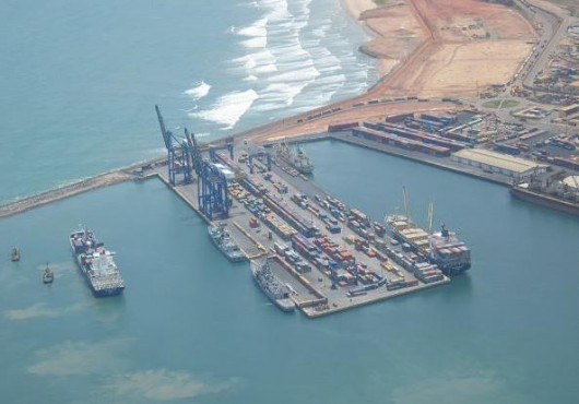 Tema, Ghana's main port, featured in Africa Ports & Ships maritime news