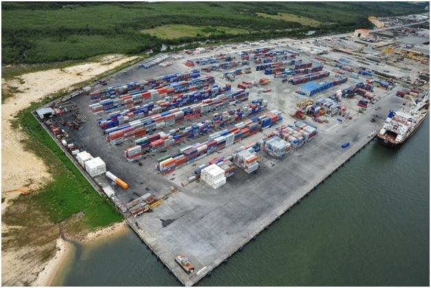 West Africa Container Terminal, Port of Onne, featured in Africa PORTS & SHIPS maritime news