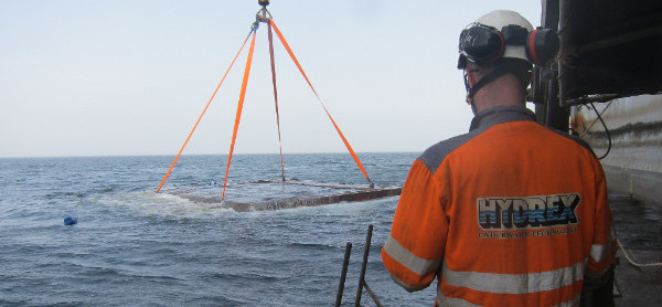 Repairs to oil rig at Dakar utilising Hydrex technology, appearing in news report in Africa PORTS & SHIPS maritime news