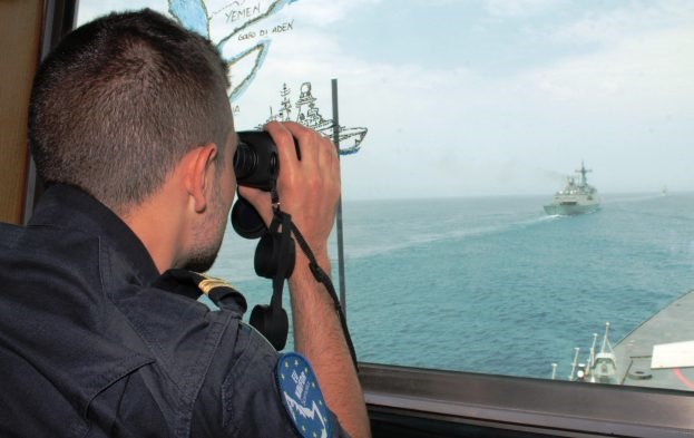 EU NAVFOR report appearing in Africa Ports & Ships maritime news