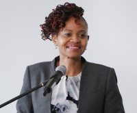 TNPA chief executive Shulami Qalinge, appearing in Africa PORTS & SHIPS maritime news