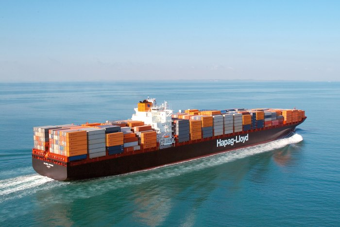 Hapag-Lloyd's Colombo Express, featured in Africa PORTS & SHIPS maritime news