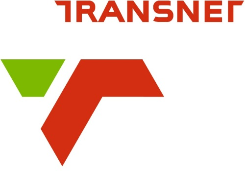 Transnet banner, appearing in Africa PORTS & SHIPS maritime news