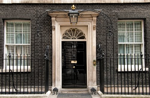 Number 10 Downing Street. Illustration from www.gov.uk, featured in Africa PORTS & SHIPS maritime news