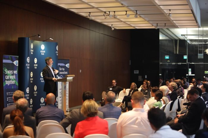 Australian science and technology will be front and centre in the ASEAN region as Australia's national science agency, CSIRO, formally launched its presence in Singapore, 17 September 2018. Photo: CSIRO ©, featured in Africa PORTS & SHIPS maritime news