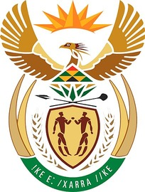 South Africa Coat of Arms, featured in Africa PORTS & SHIPS maritime news