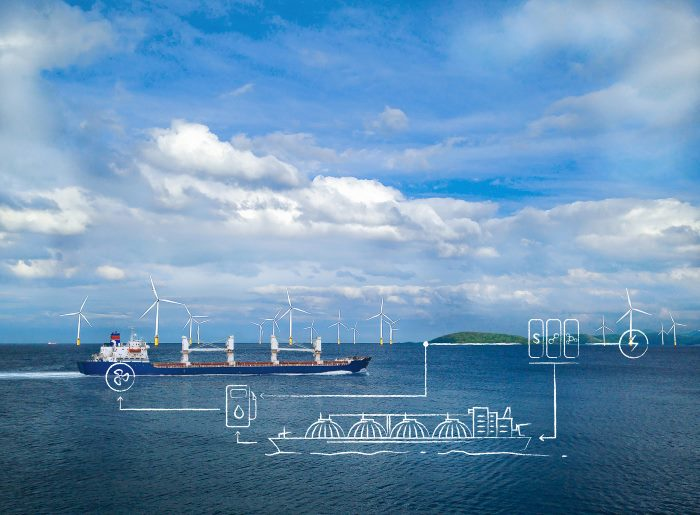 The DNV GL Maritime Forecast to 2050 provides an independent forecast of the maritime energy future and examines how the energy transition will affect the shipping industry, featured in Africa PORTS & SHIPS maritime news