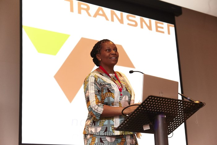 TNPA Chief Operating Officer Nozipho Mdawe delivered the keynote address and outlined the various strategic developments lined up for the ports of Cape Town and Saldanha, appearing in Africa PORTS & sHIPS maritime news