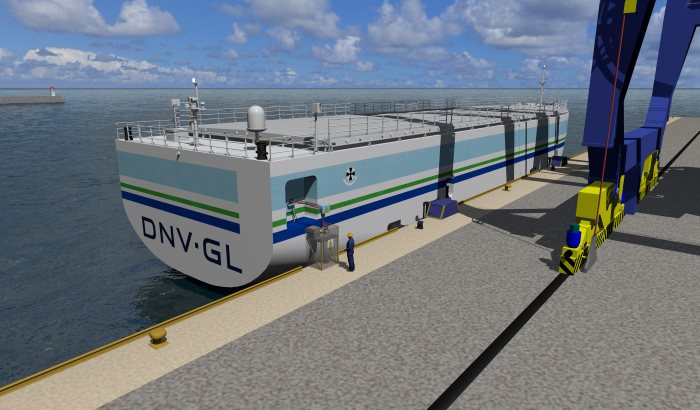 Picture courtesy DNV GL. featured in Africa PORTS & SHIPS maritime news