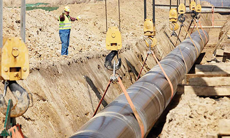 Gas pipeline to be buil;t between Tanzanian and Uganda, featured in Africa PORTS & SHIPS maritime news