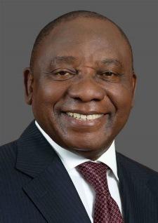 President Cyril Ramaphosa, president of South Africa