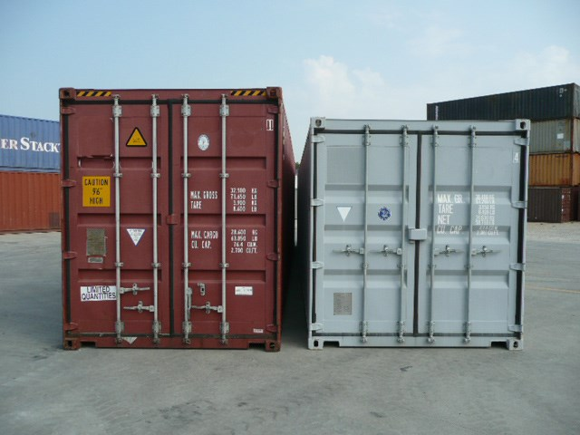 Hi cube and standard container heights, featured in Africa PORTS & SHIPS maritime news