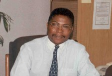 Siyabonga Gama. Picture: Terry Hutson, appearing in Africa PORTS & SHIPS maritime news