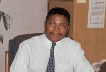 Siyabonga Gama, appearing in Africa PORTS & SHIPS maritime news