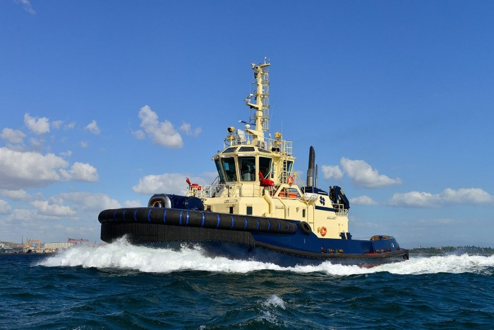 Sanmar's Bigaçay tug, featured in Africa PORTS & SHIPS maritime news
