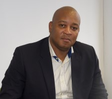 Port manager Thami Sithole, featured in Africa PORTS & SHIPS maritime news
