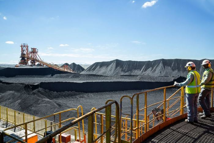 Vale opencast mine, Featured in Africa PORTS & SHIPS maritime news