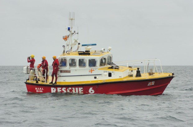 The hard-working NSRI rescue craft Spirit of Toft at Port Elizabeth, featured in Africa PORTS & SHIPS maritime news