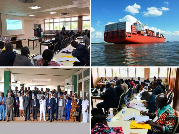 Francophone summit on pollution at sea control, featured in Africa PORTS & SHIPS maritime news