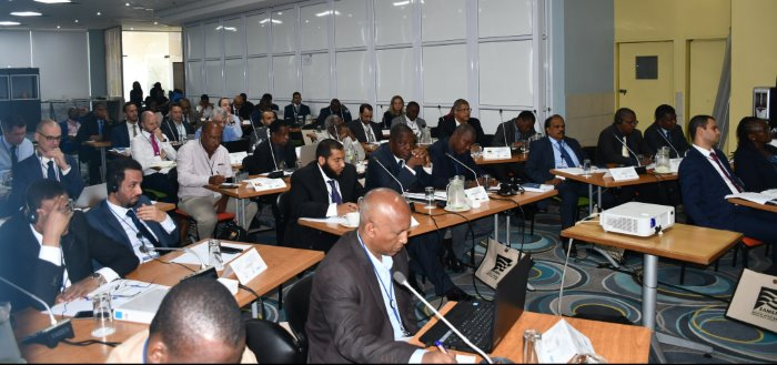 Delegates from 25 countries that are signatories to the Djibouti Code of Conduct (DCoC) attending an IMO/SAMSA three-day workshop in Durban, appearing in Africa PORTS & SHIPS maritime news. Picture: SAMSA