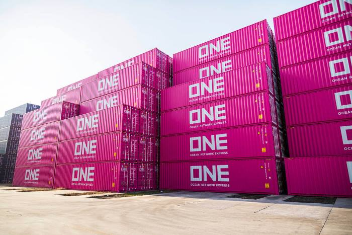 Picture: Ocean Network Express (ONE) www.one-line.com ©, featured in Africa PORTS & SHIPS maritime news