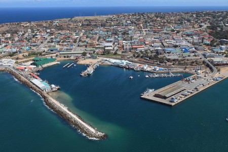 Port of Mossel Bay, appearing in Africa PORTS & SHIPS maritime news