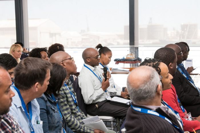 Damen's first Fishing Seminar success as new leasing fund welcomed by South African fishing community, featured in Africa PORTS & SHIPS maritime news