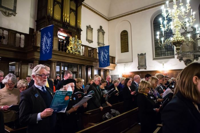 Mission to Seafarers' Nine Carols Service held in London, December 2018, featuredin Africa PORTS & SHIPS maritime news