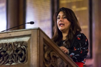 UK Shipping Minister Nusrat Ghani MP was among the readers at this year's Festival of Nine Carols & Lessons, which was featured in Africa PORTS & SHIPS maritime news