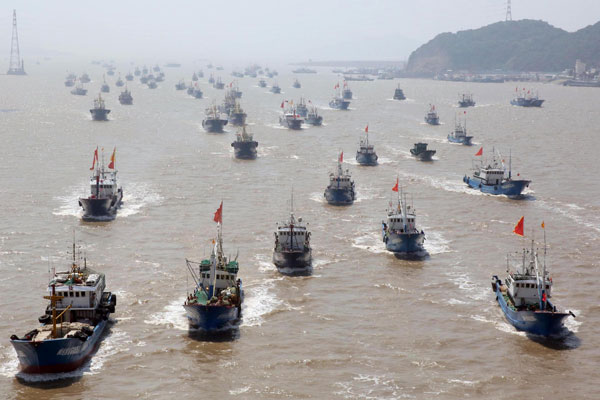 No truth that a Chinese fishing fleet is on its way to fish in Mozambique waters, says minister, featured in Africa PORTS & SHIPS maritime news
