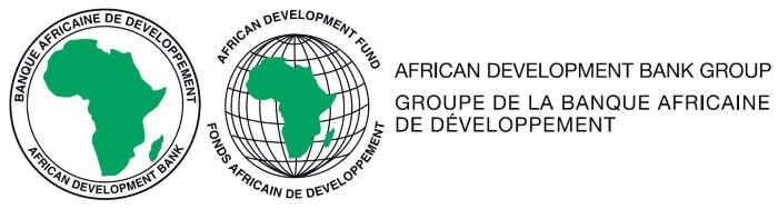 African Development Bank banner appearing in Africa PORTS & SHIPS maritime news